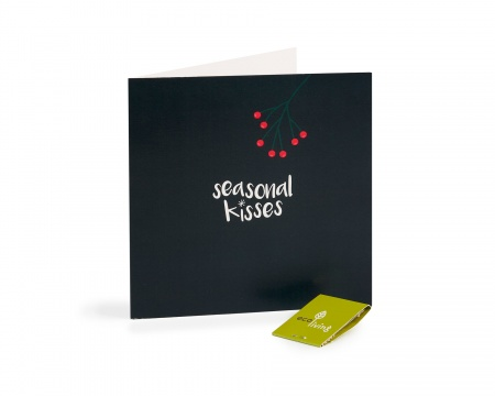 Recycled Christmas Cards - Plant Berries (FSC 100%)