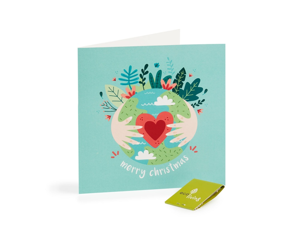 Recycled Christmas Cards - Eco Earth (FSC 100%)