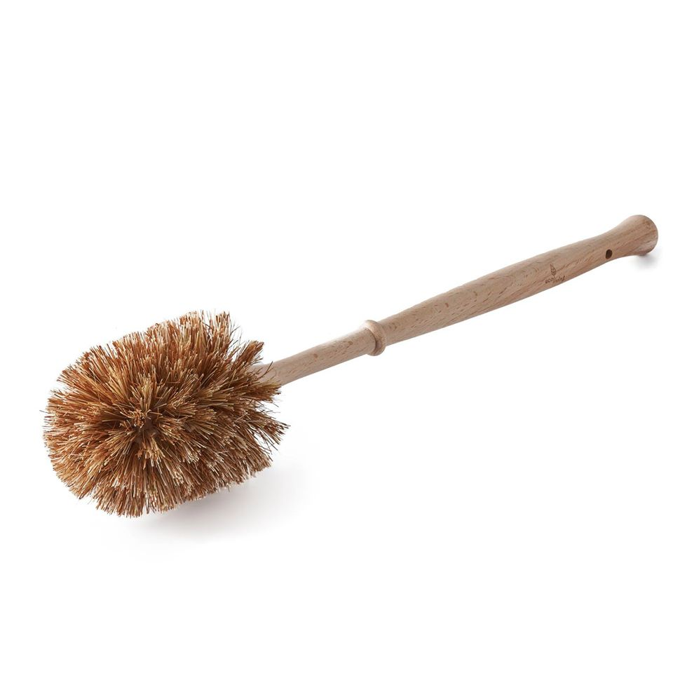 Plastic Free Toilet Brush - Smaller Brush (FSC 100%)
