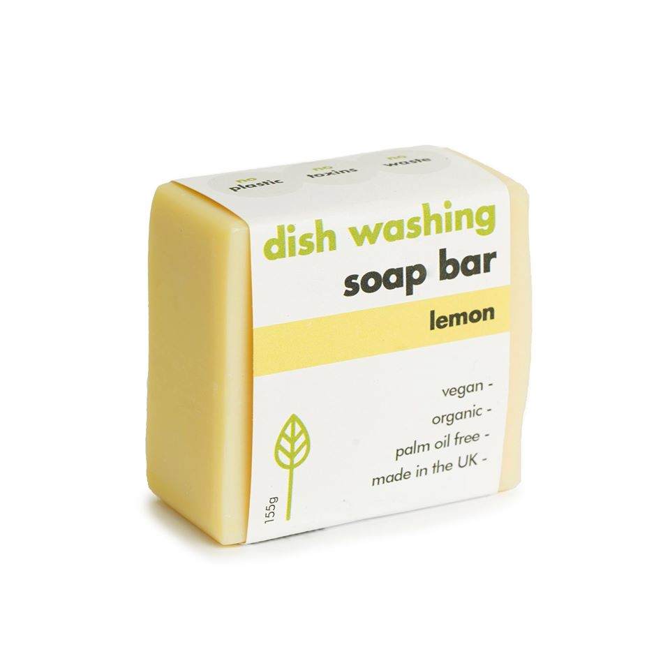 Washing-Up Soap Bar - Lemon