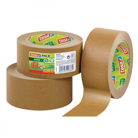 Paper Packaging Tape 50 mm x 50 m