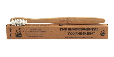 The Environmental Toothbrush - Medium - Trade